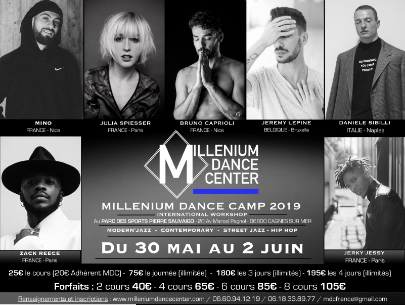 Millenium Dance Camp 2019