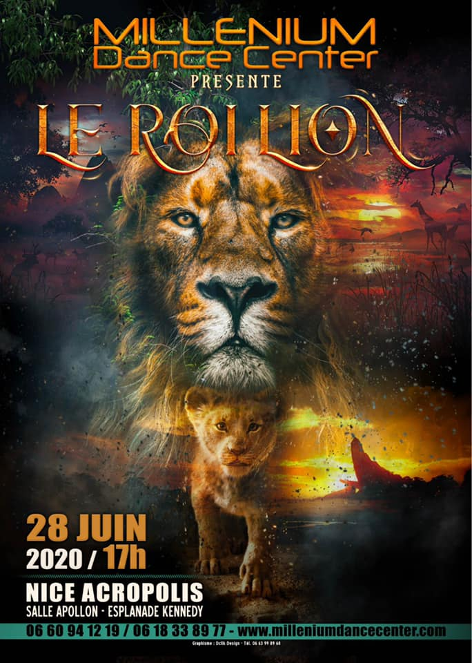 Millenium Dance Center - Le Roi Lion