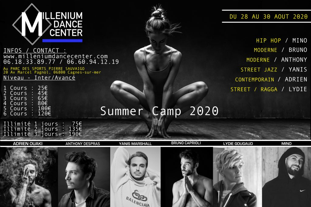 Summer Camp 2020 - MDC