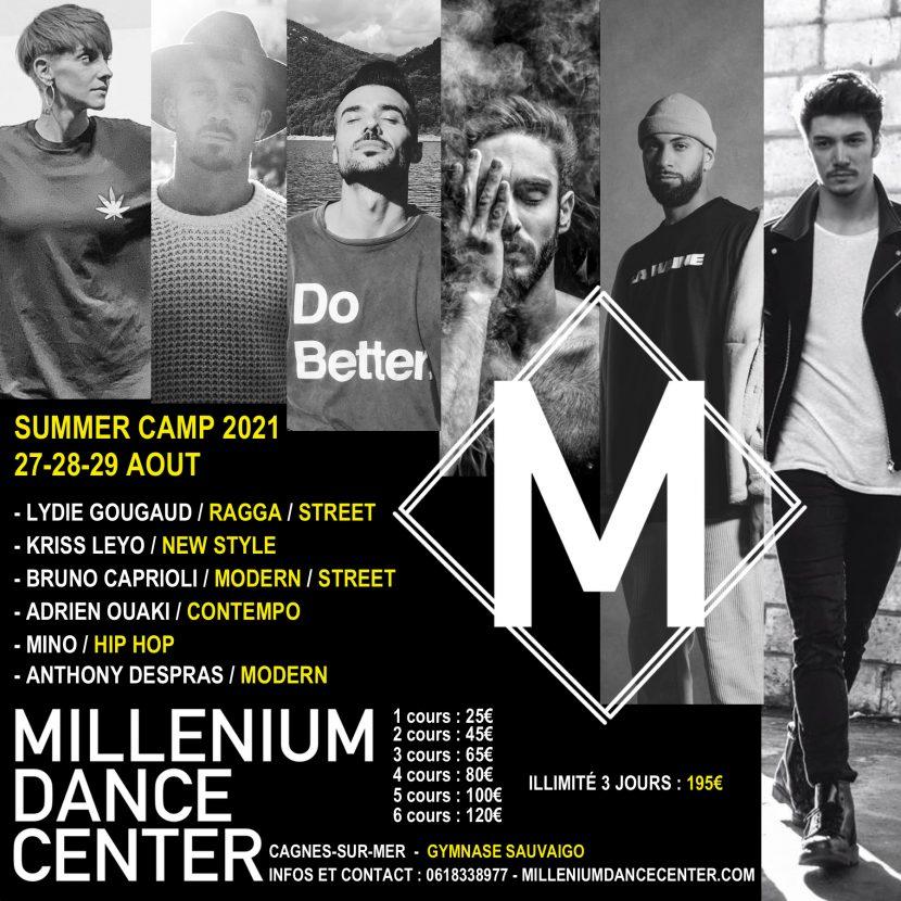 MDC Summer camp 2021